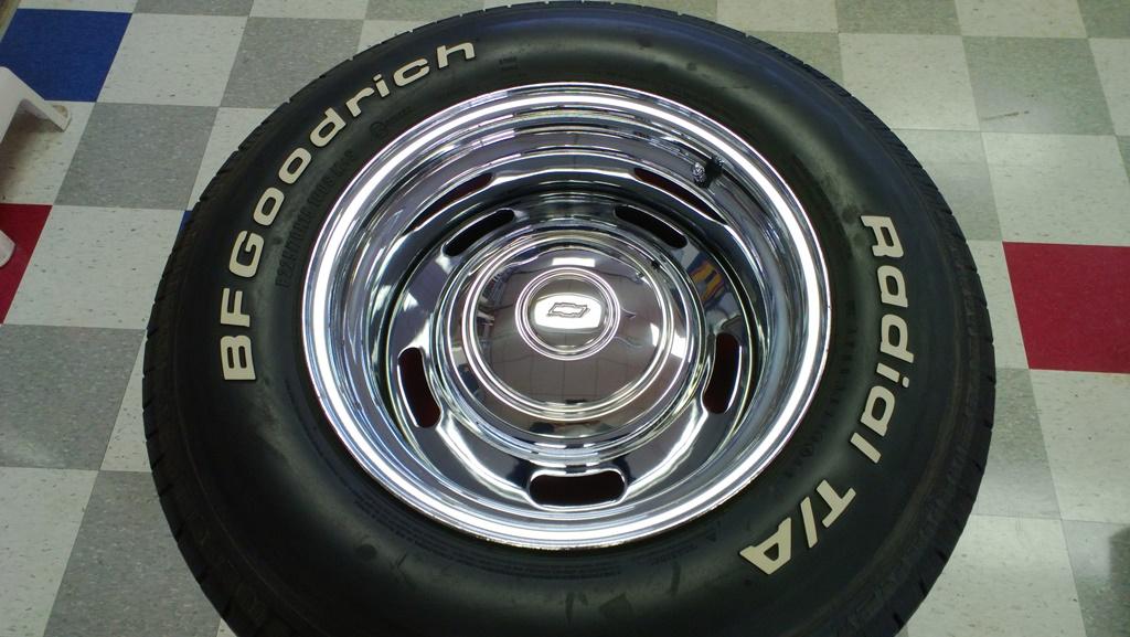 Fs Chrome Rally Wheels Amp Tires