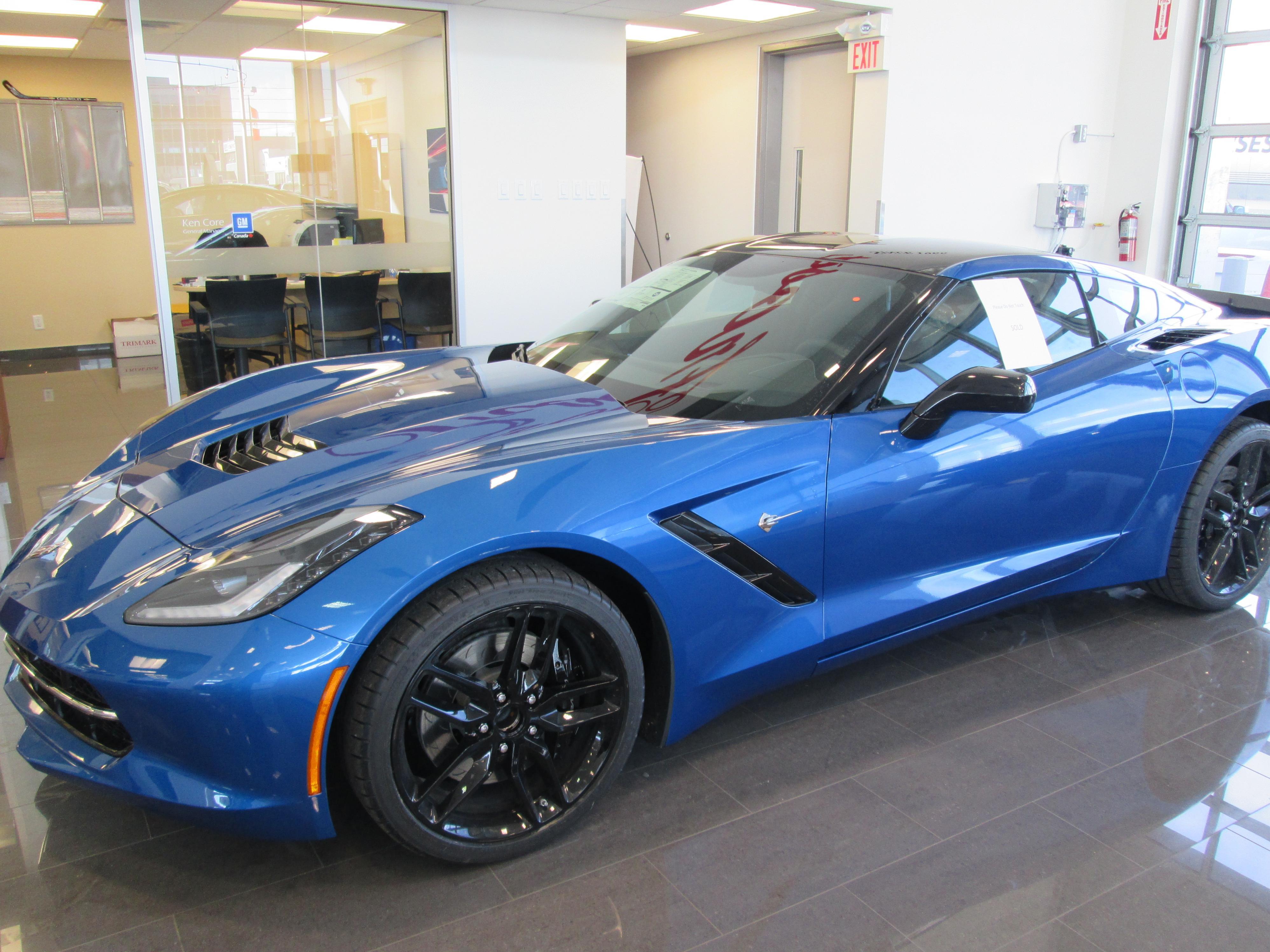 name 002jpg views 23310 size 10084 kb blue 2014 chevy corvette c7 stingray - Corvette Stingray Light Blue