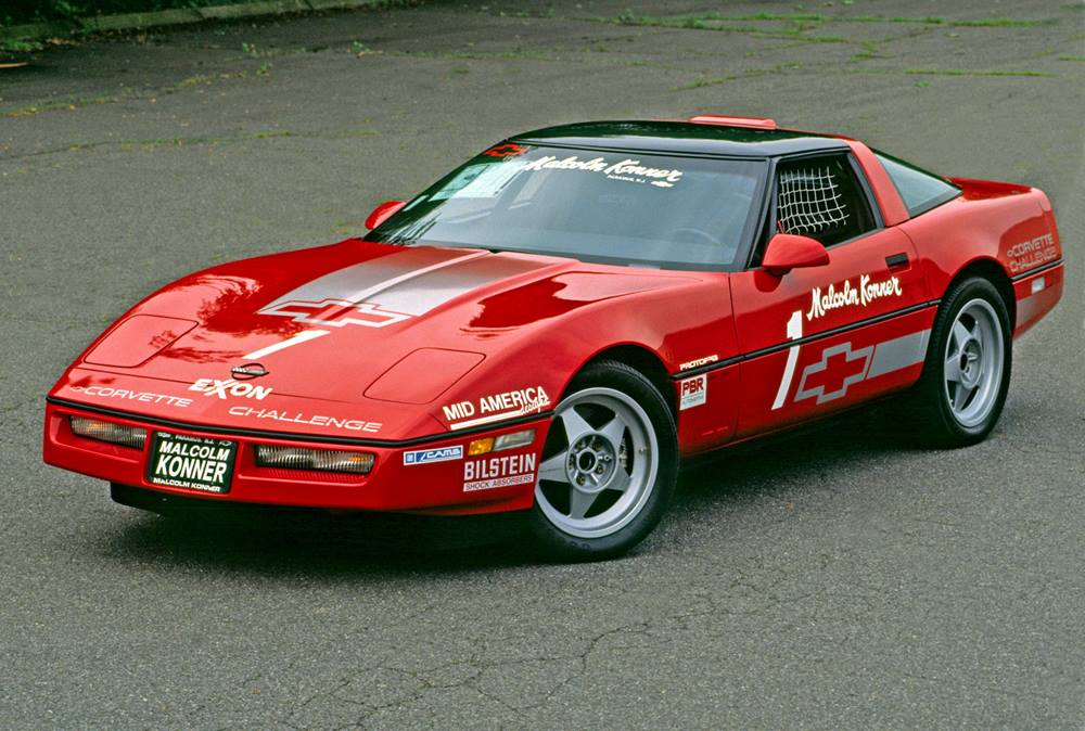 When the C4 Corvette was banned for being too good