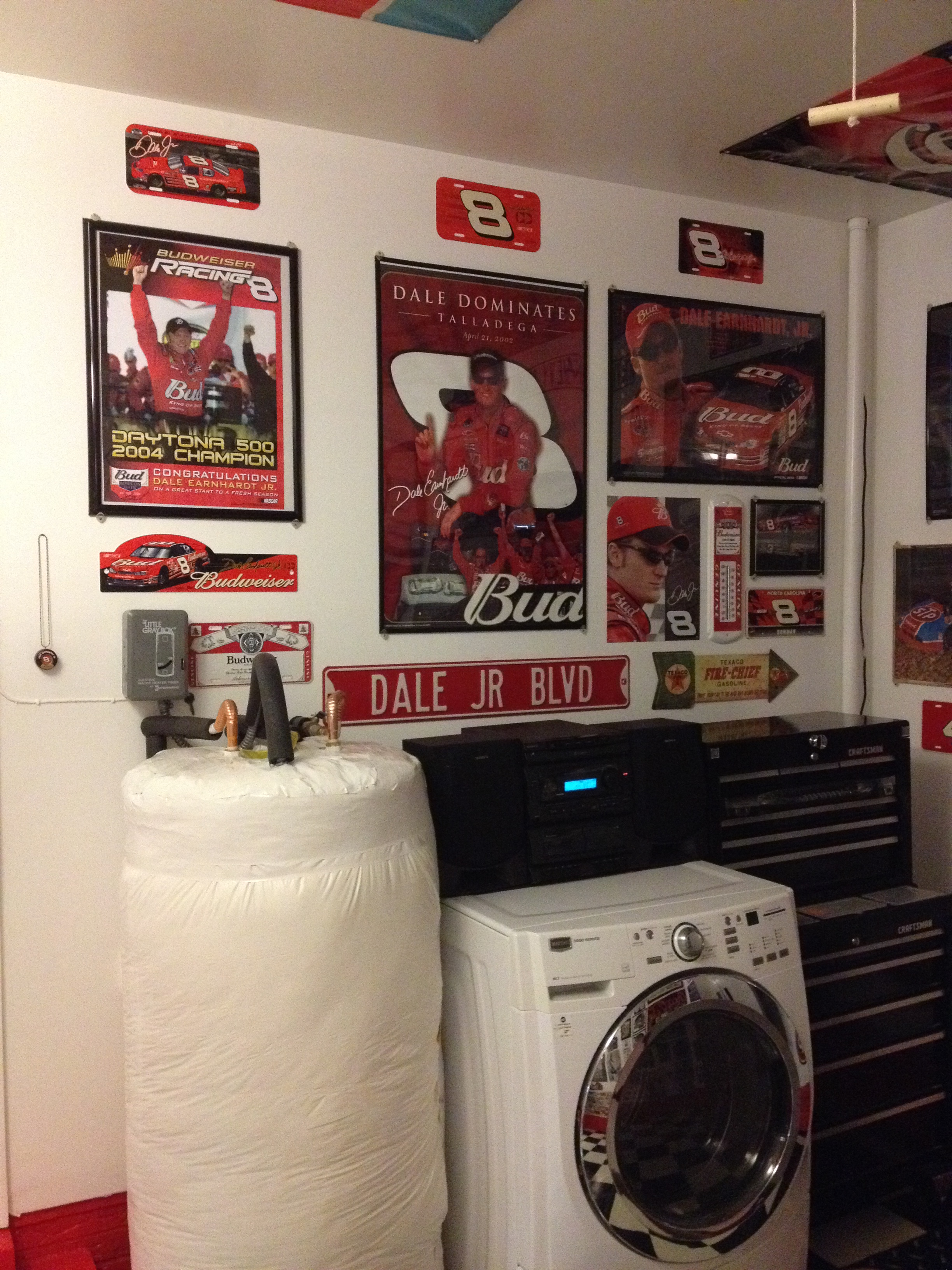 Let S See Your Cool Garage Pictures Porcelain Signs