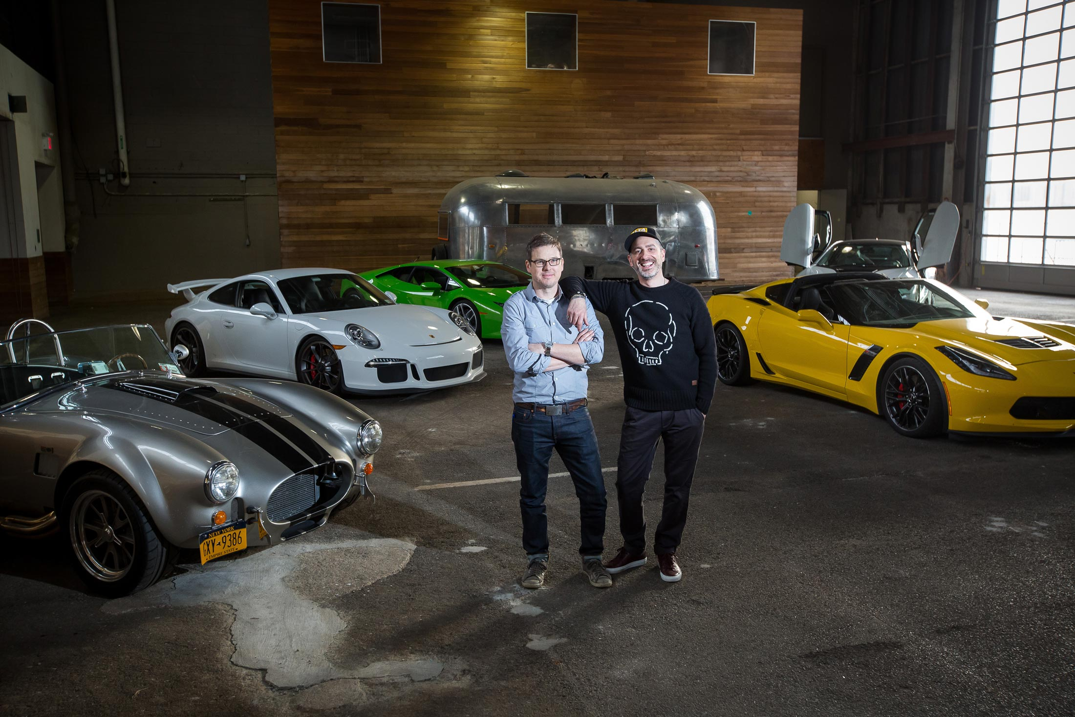 NYPD Horse Stable Now Home to $1 Million Worth of Classic Cars
