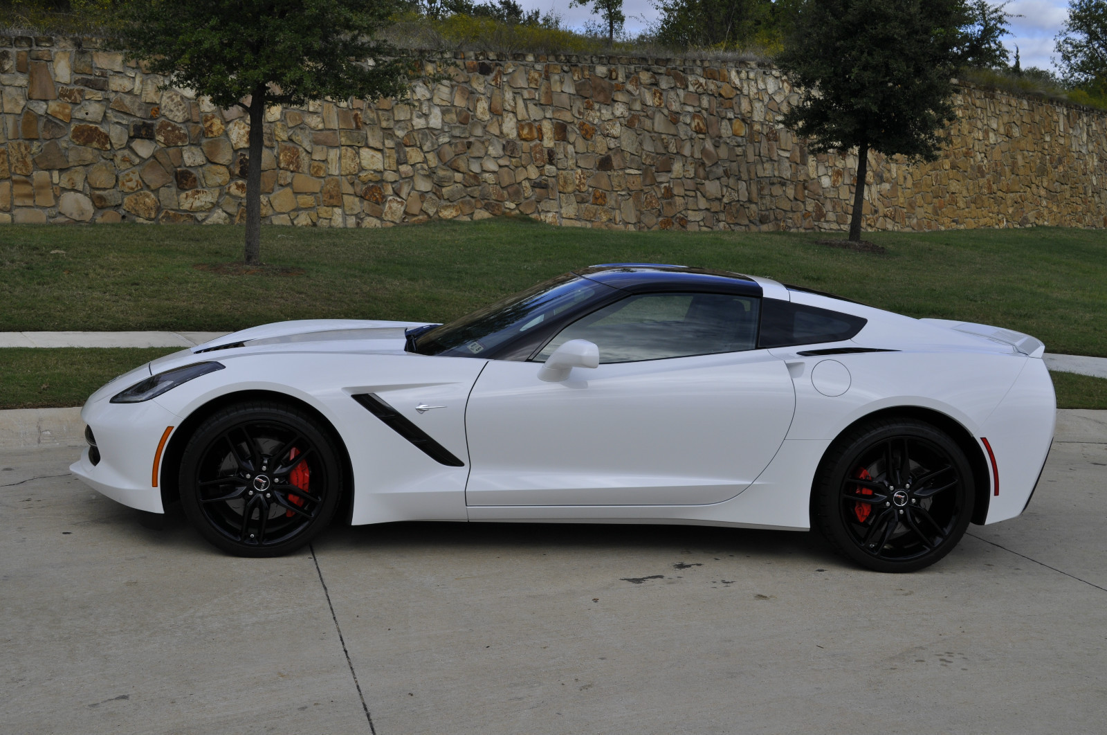 2014 Corvette Stingray For Sale >> White Stingray For Sale In Texas