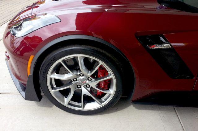 spice red design package on z06 name 2015 ncm birthday bash 2016 corvette z06 - 2016 Corvette Stingray And Z06 Spice Red Design Package