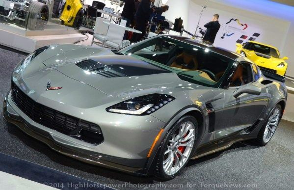 The 2015 Chevrolet Corvette Z06 is a Masterpiece of Information ...