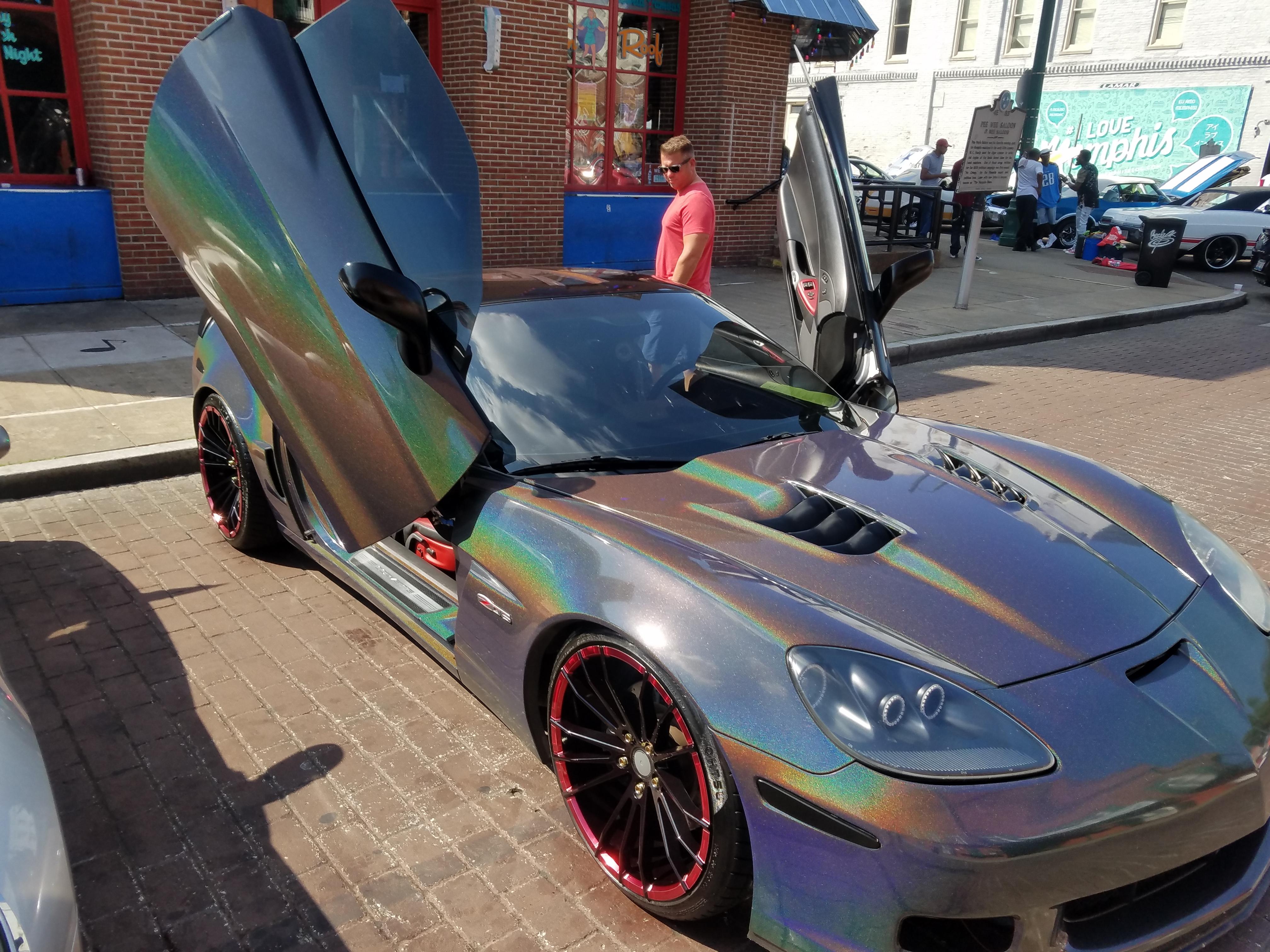 Hot Wheels On Beale Car Show In Memphis - Memphis car show