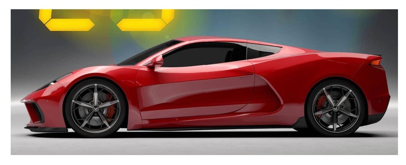 2020 Corvette Stingray >> Mid-Engine Picture Renderings: Part I