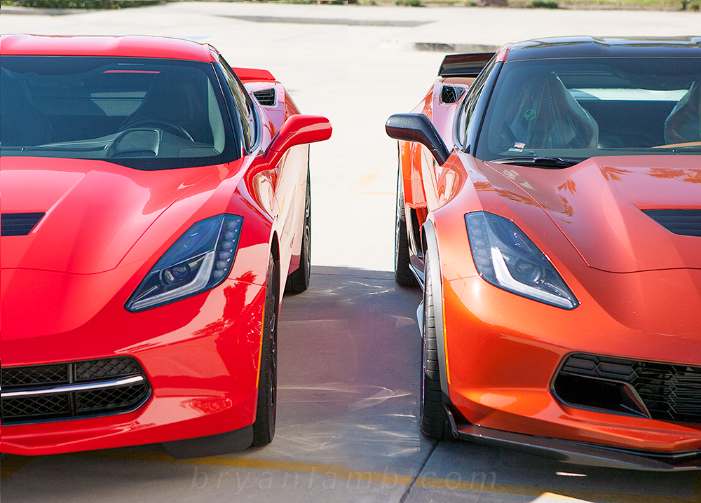 Which Is Louder Z51 Or Z06