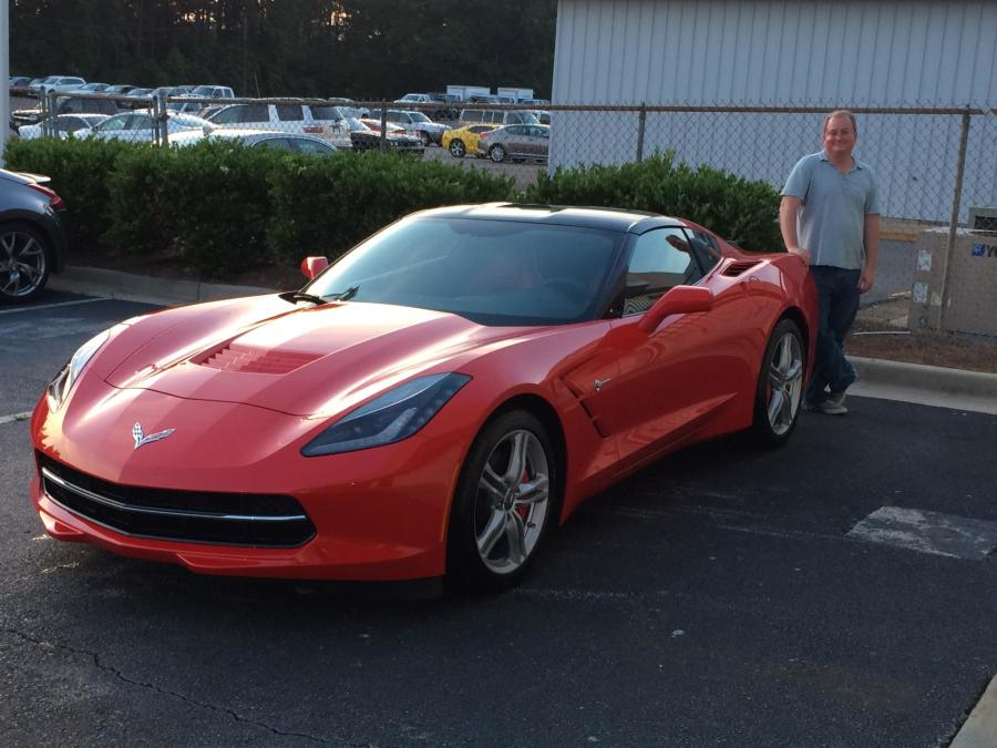 impulse bought a 2016 vette. Cars Review. Best American Auto & Cars Review