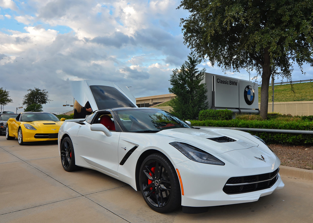 The official Arctic White Stingray Corvette Photo Thread  Page 6