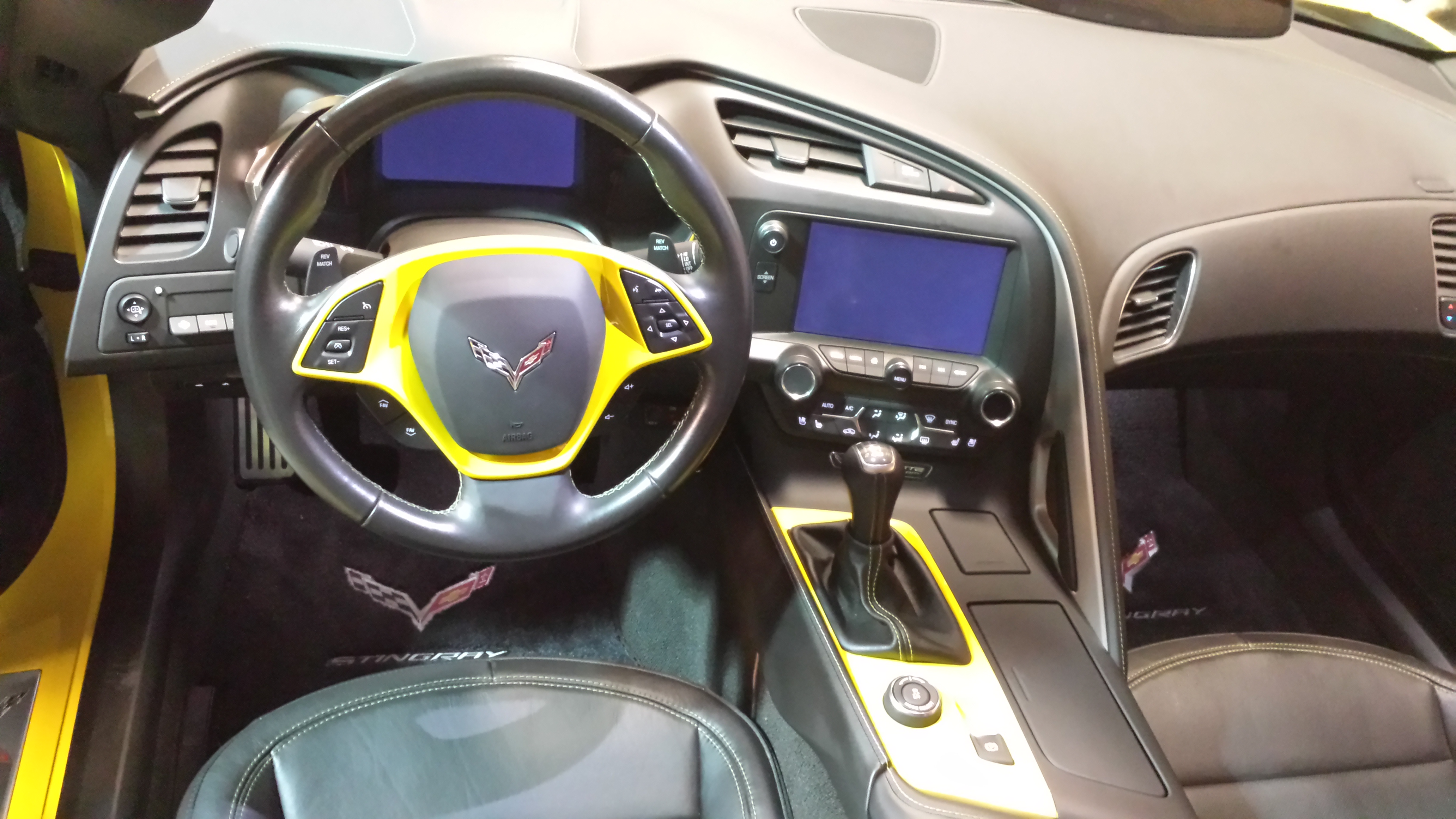 Matt3310s My Stingray Build Thread C7 Corvette Painted Fuse Box Cover Name Interior Views 962 Size 205 Mb