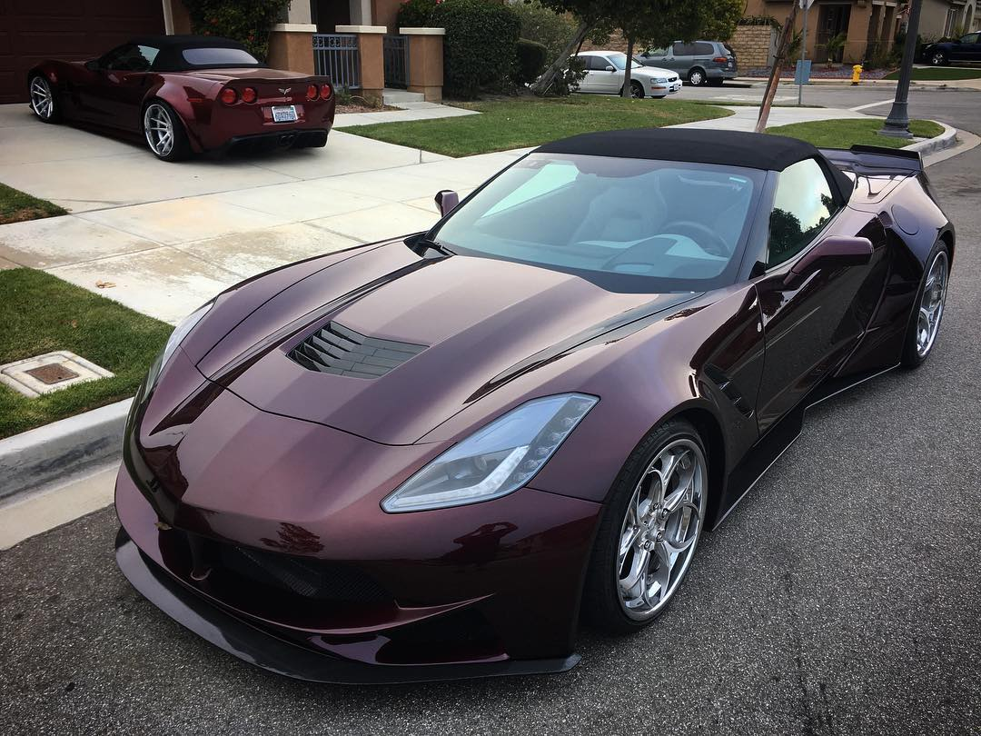 Granatelli wide body corvette before after name c7 jpg views 906 size 159 0