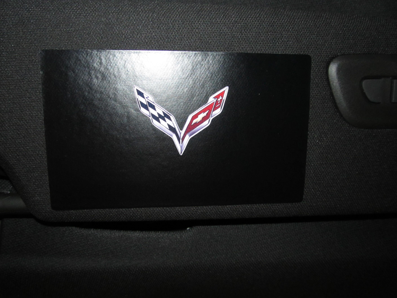 Car visor sticker designs - Name C7 Visor Jpg Views 3050 Size 1 22 Mb