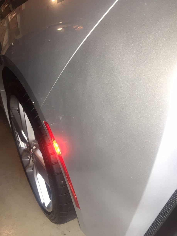Corvette Management S Response To The Paint Quality