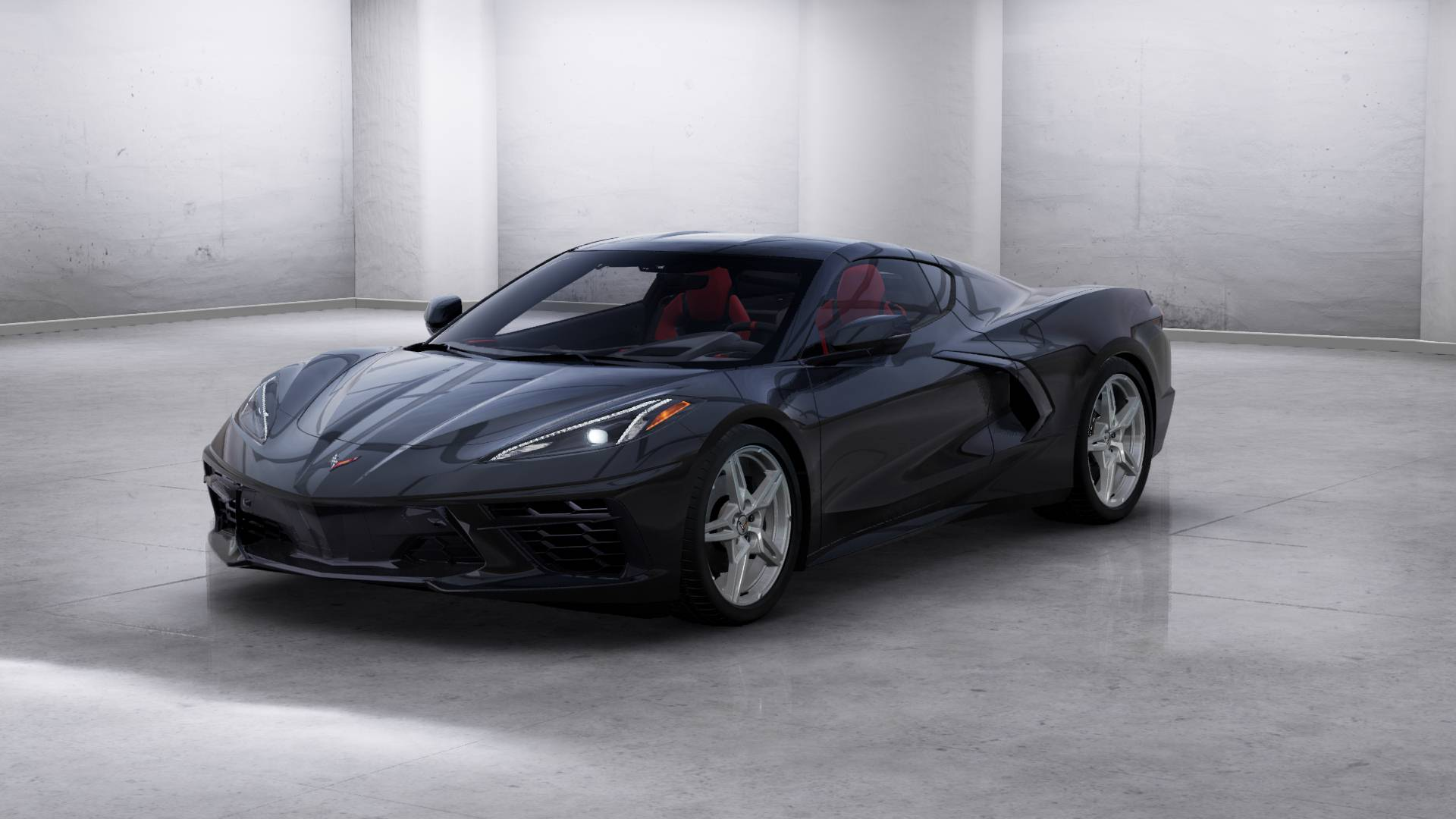 All-New 2020 C8 Corvette 12 Colors: First Look