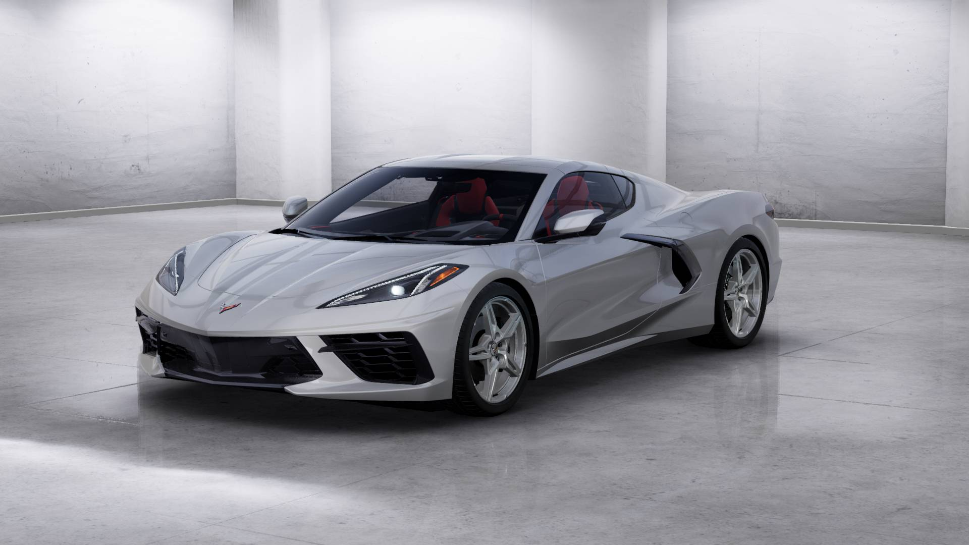 All New 2020 C8 Corvette 12 Colors First Look