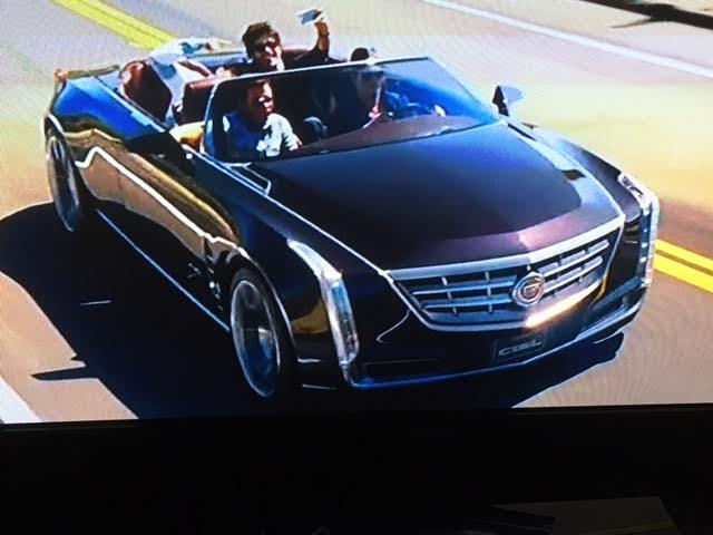 Cadillac Ciel In 2015 Movie