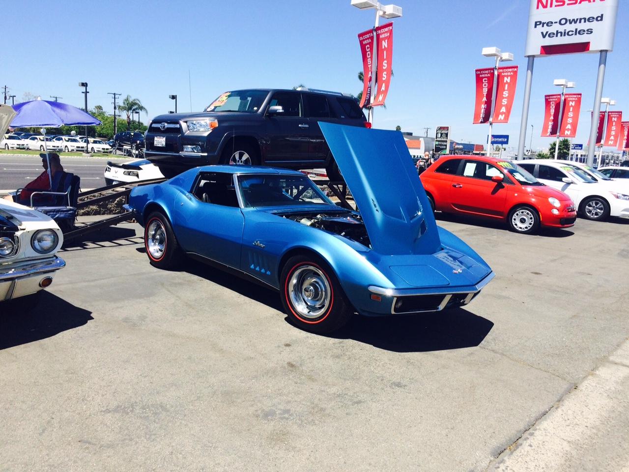 corvette super sport annual car show costa mesa ca. Black Bedroom Furniture Sets. Home Design Ideas