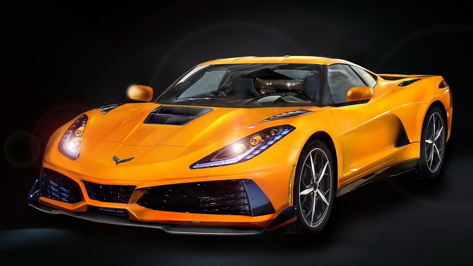 Chevy Corvette 2018 >> Mid-Engine Picture Renderings: Part I - Page 9