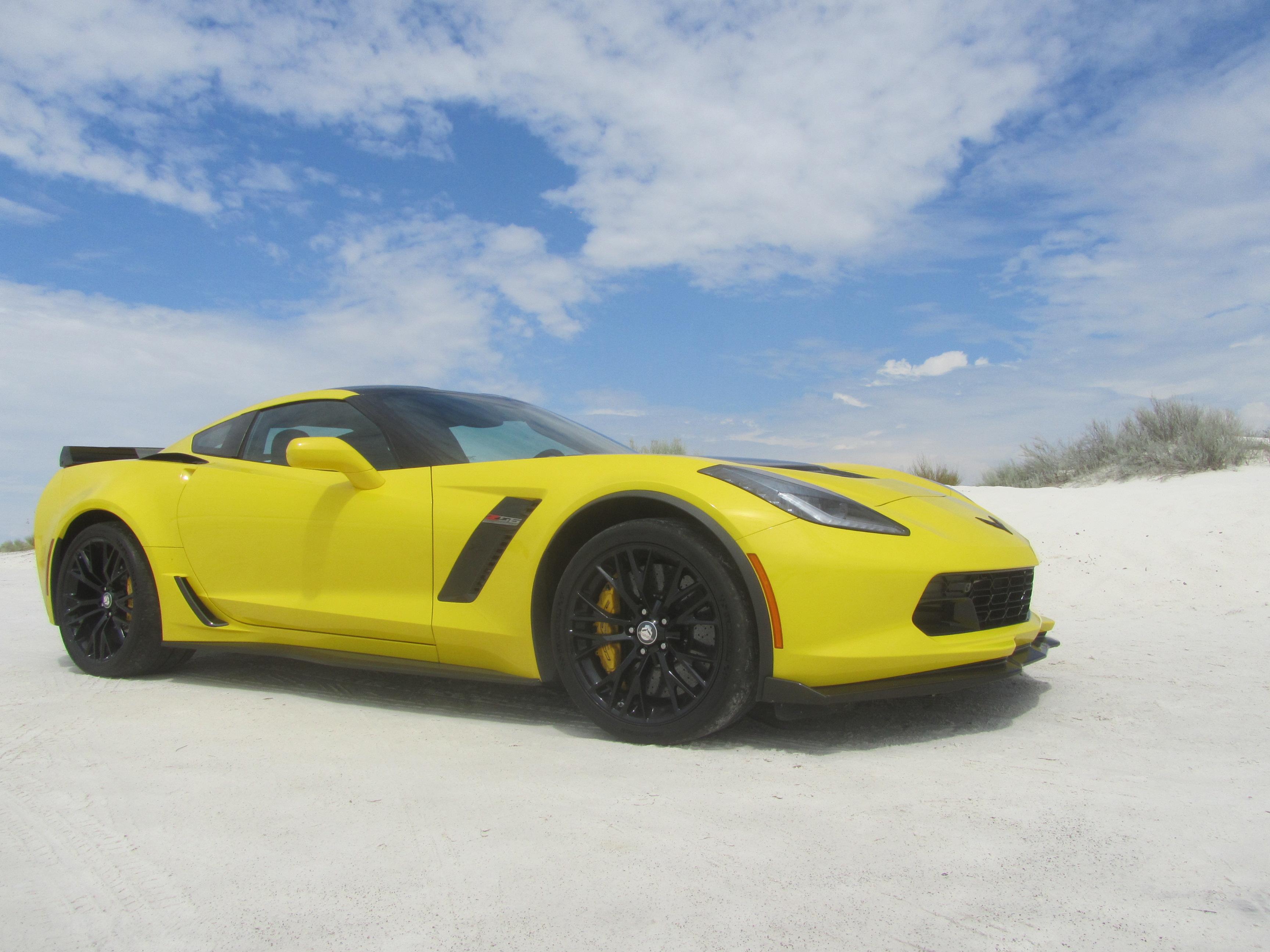 2016 Z06 Z07 Corvette Racing Yellow Thank You Stingray Forum