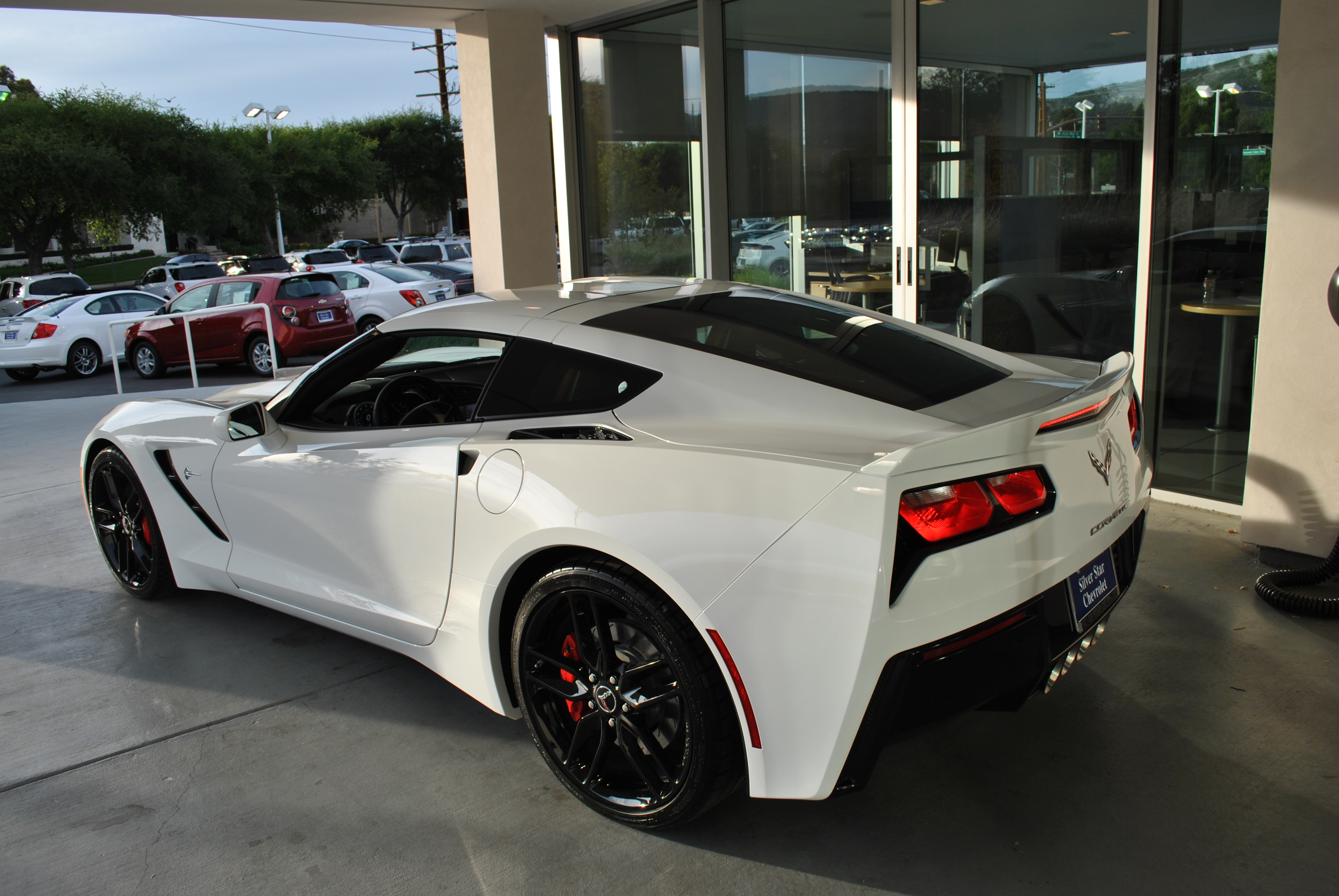 The official Arctic White Stingray Corvette Photo Thread  Page 32