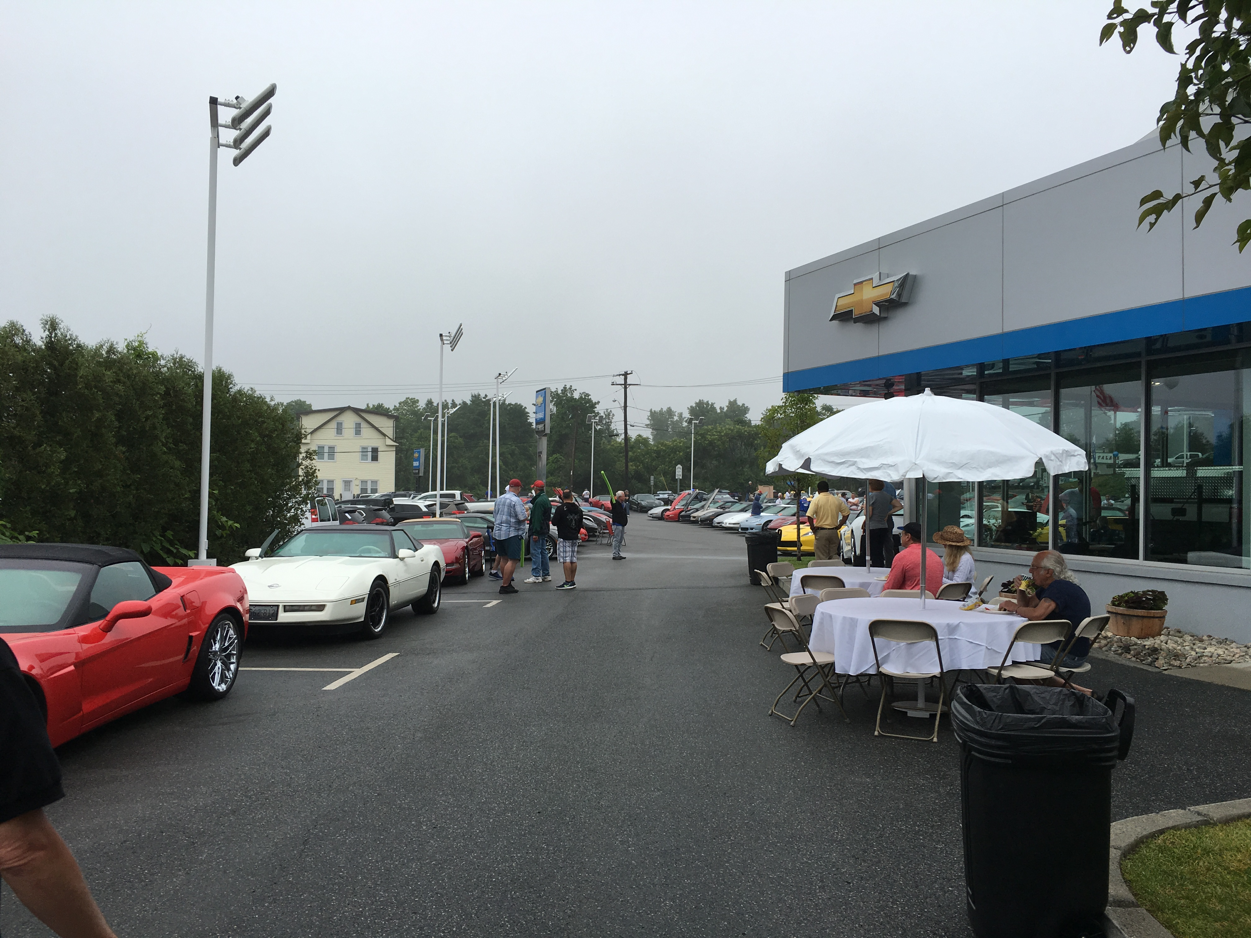 Paul Masse Chevrolet >> Vettetacular was Spectacular Again, Despite the Weather