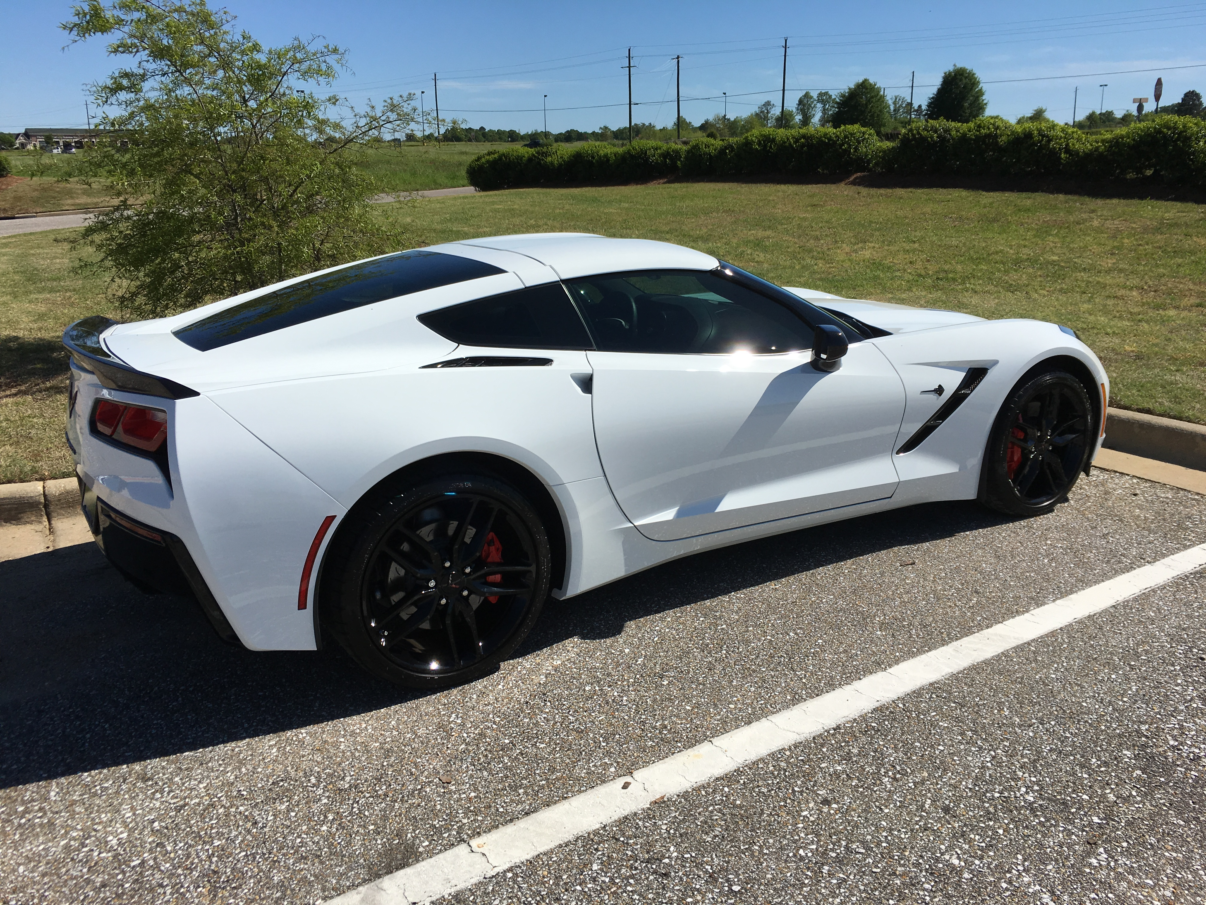 The official Arctic White Stingray Corvette Thread Page 79
