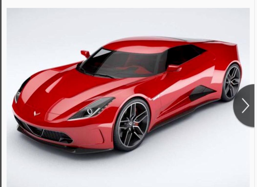 2019 Corvette Mid Engine Coming!