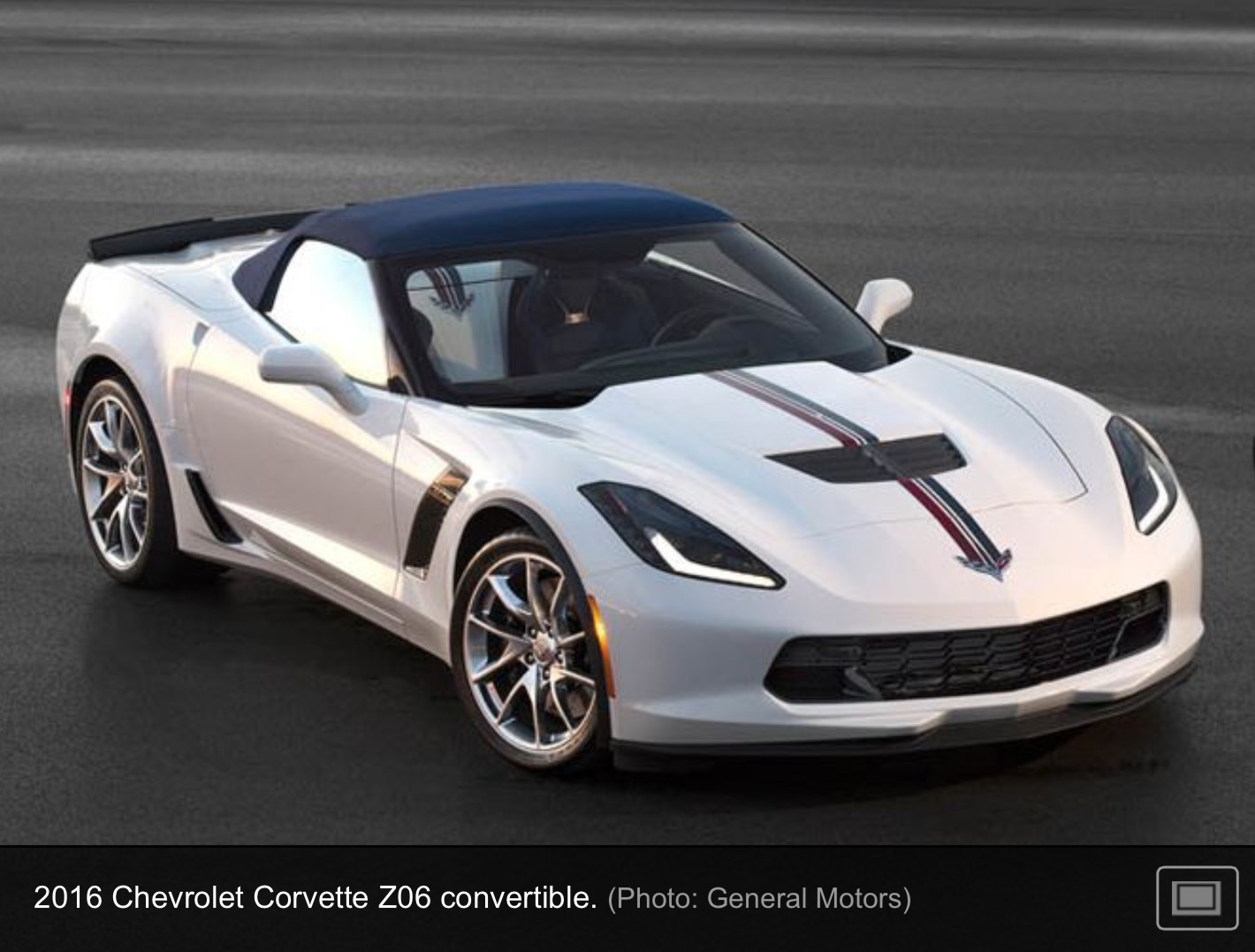 Chevrolet Corvette Zo6 Convertible Isn39 T The Best Sports Car On
