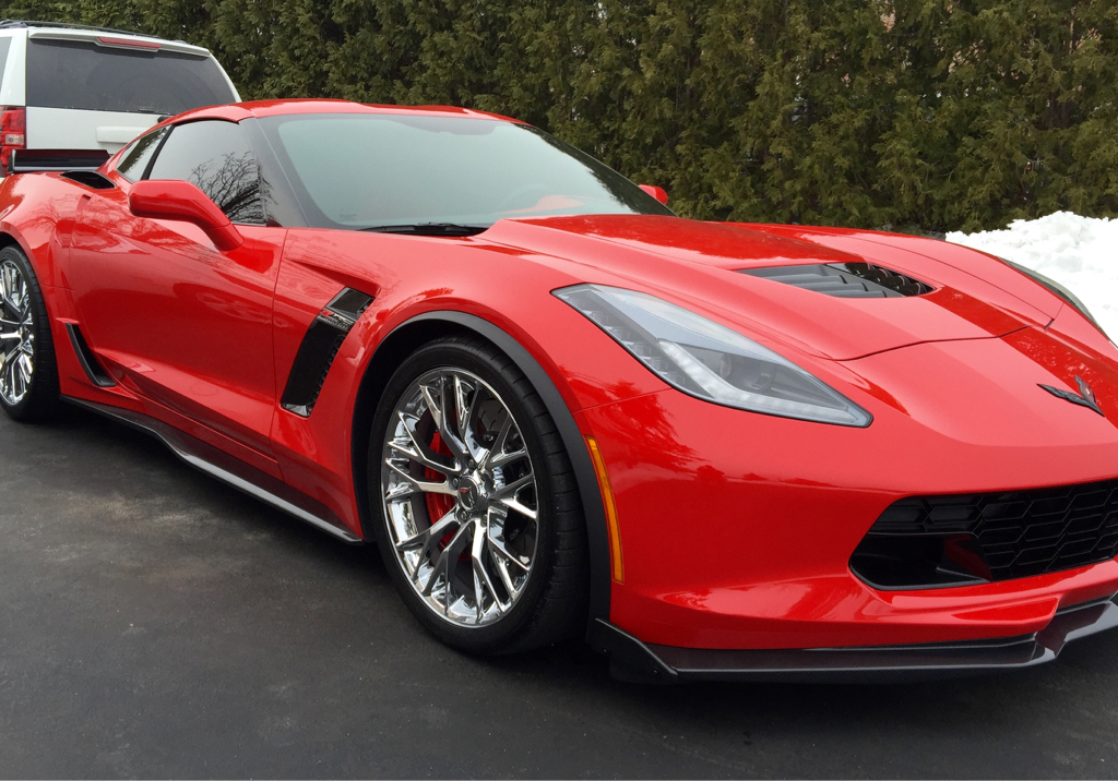 Official Torch Red Corvette Stingray C7 Photos Thread 2017 - 2018
