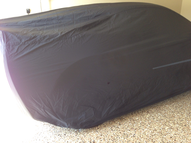 C Stingray Car Cover