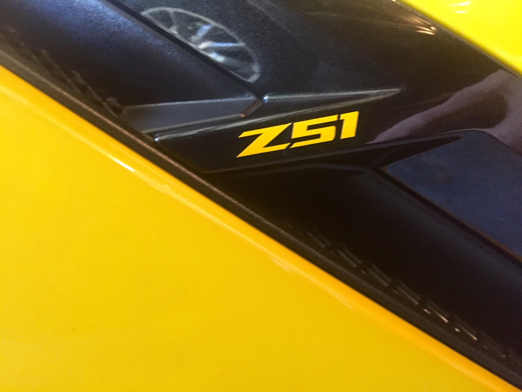 Z51 Badging Did I Go Too Far Page 2