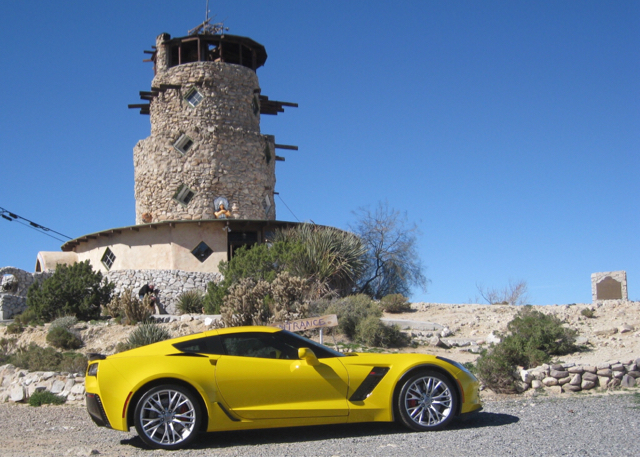 The Official Velocity Yellow Stingray Corvette Photo