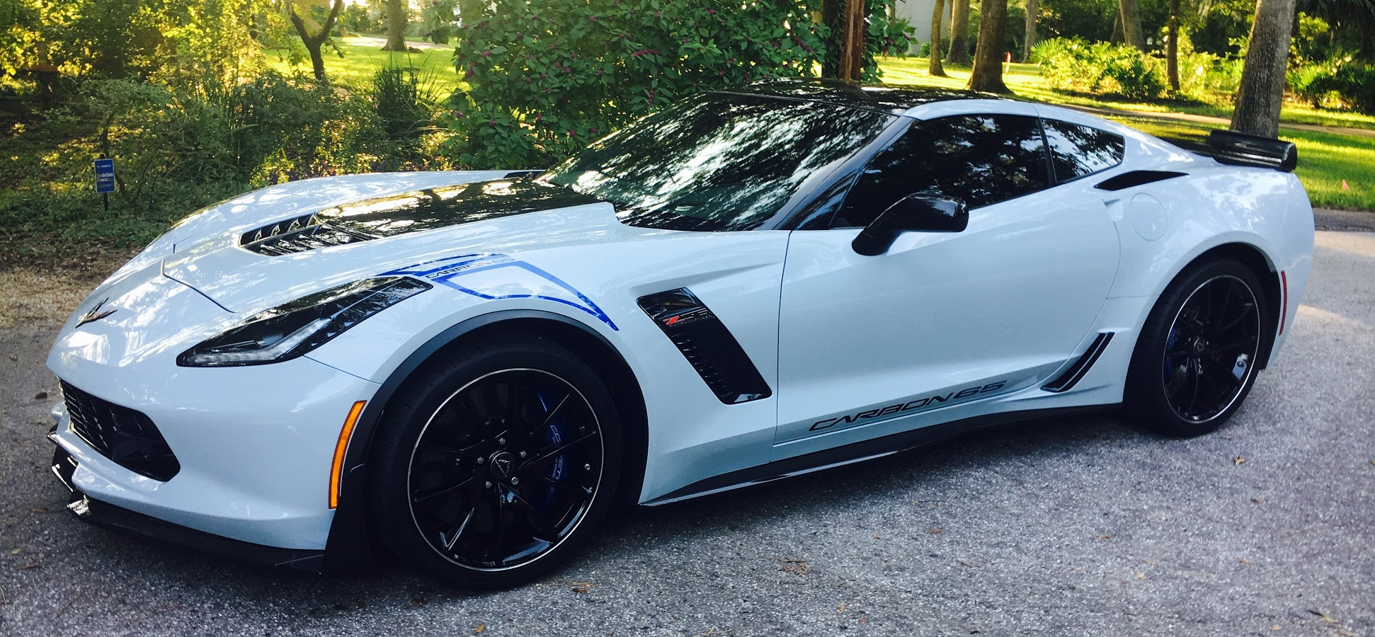 2018 Carbon 65 Z06 With Z07 Package And M7