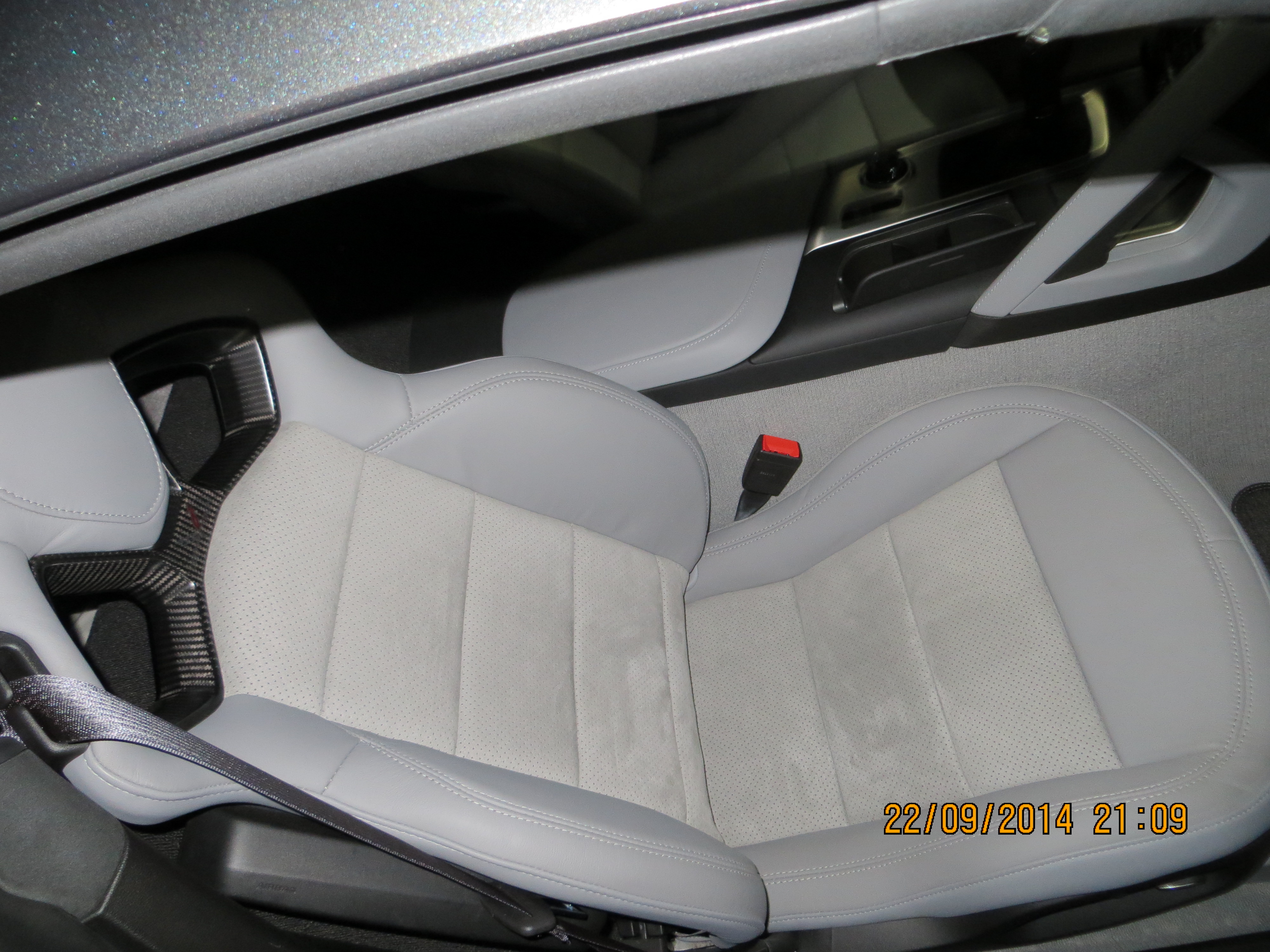 Comentry Floor Mats : Commentary sought from StingRay owners with grey interior