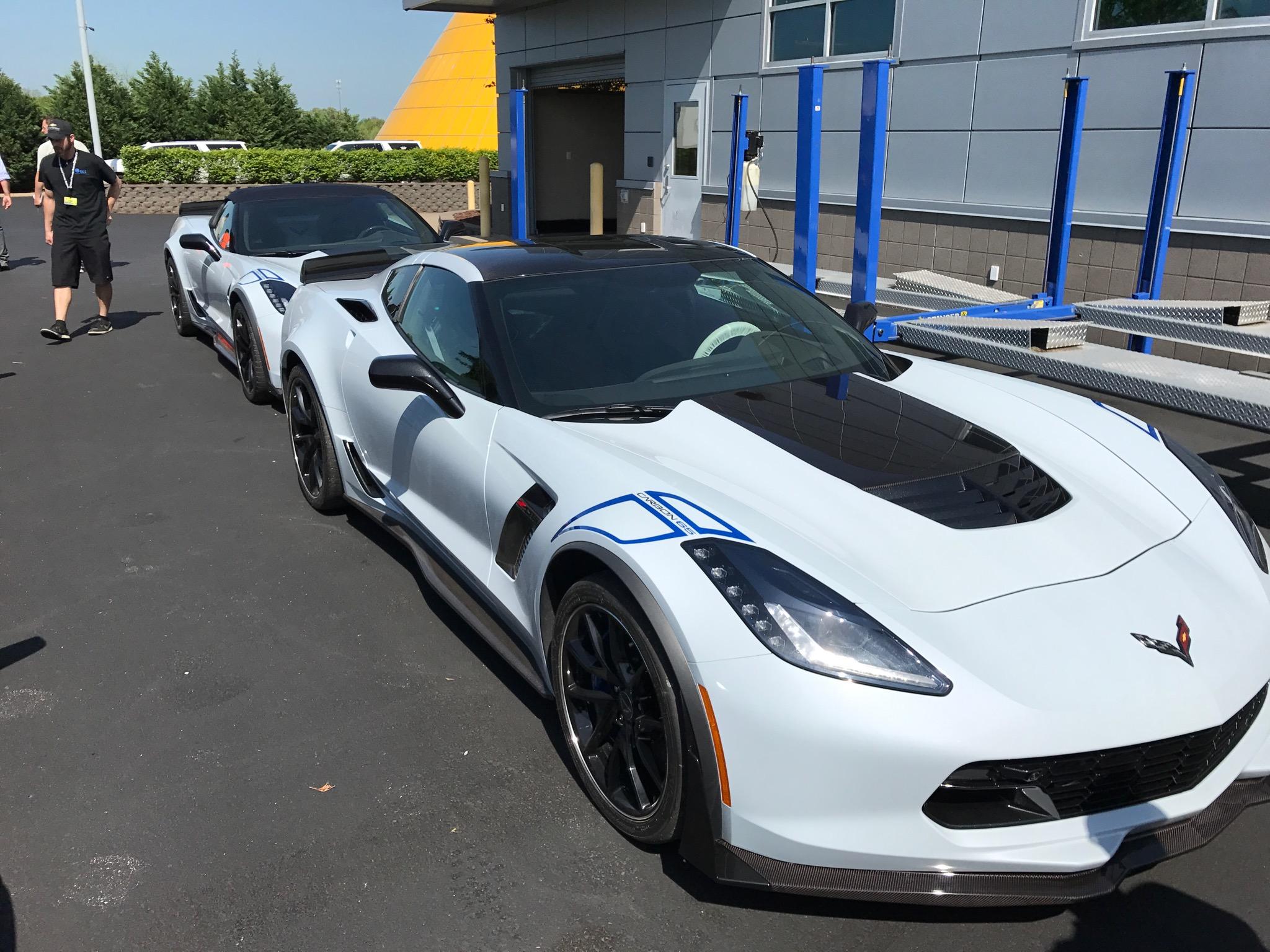 National Corvette Museum >> 2018 BASH C7 Reveal Info