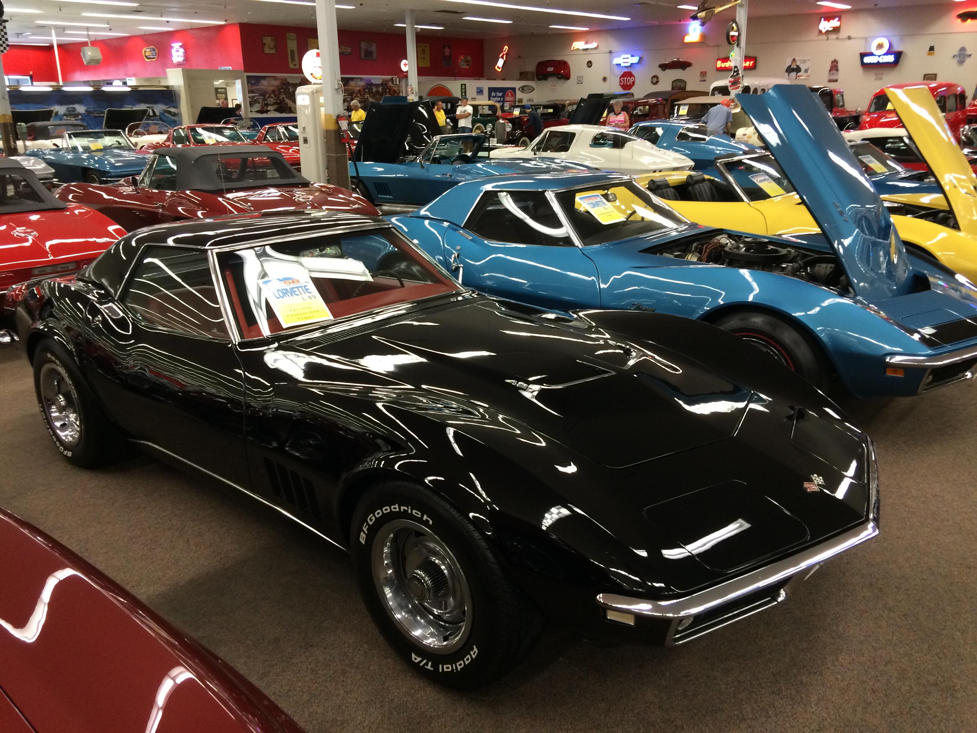 Rick Treworgy Muscle Car City