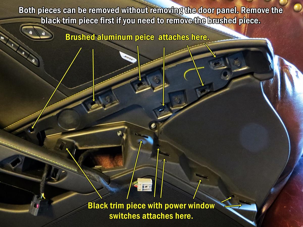 How To Remove Door Panels And Door Panel Trim