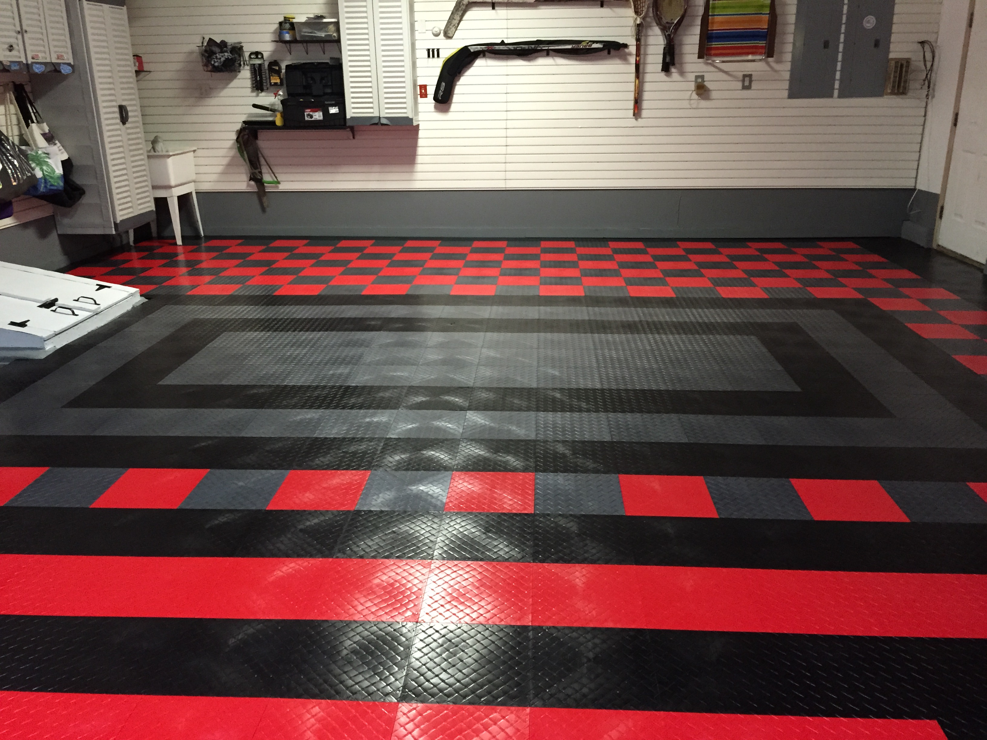 Installing racedeck garage flooring page 4 name img3329g views 815 size 154 mb dailygadgetfo Image collections