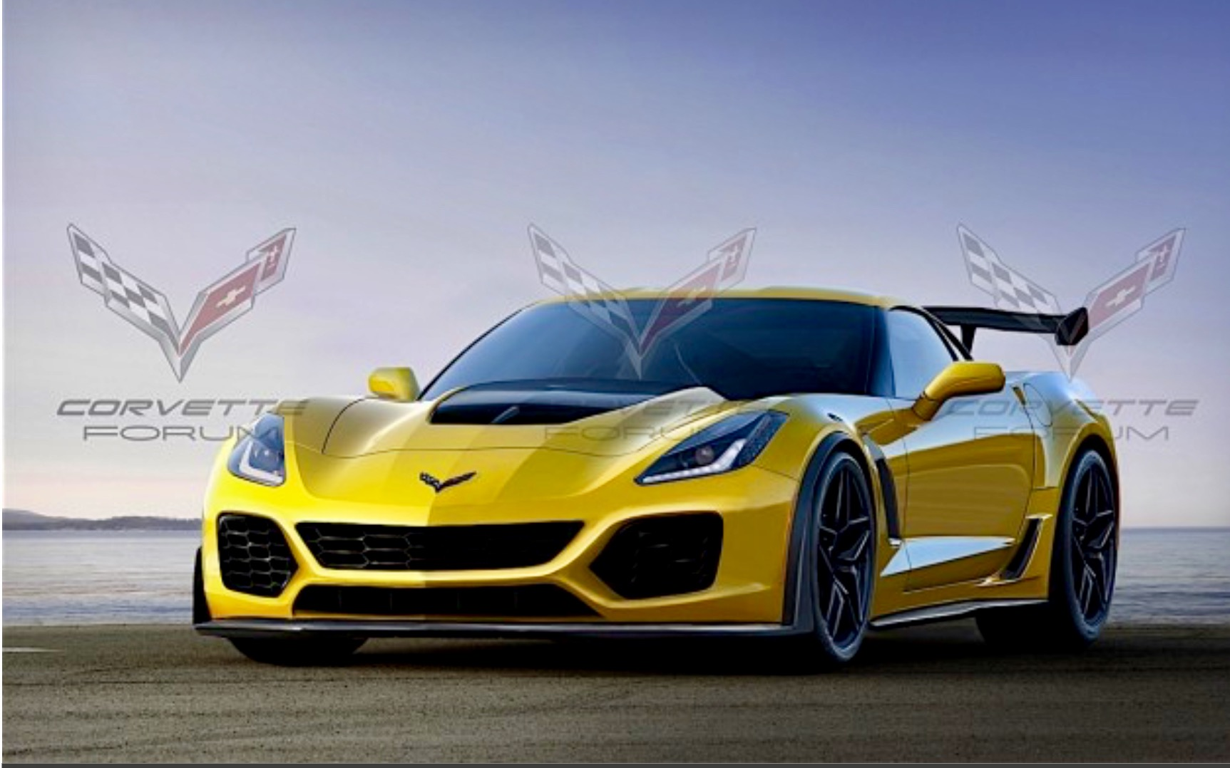 Is this the 2018 ZR1?