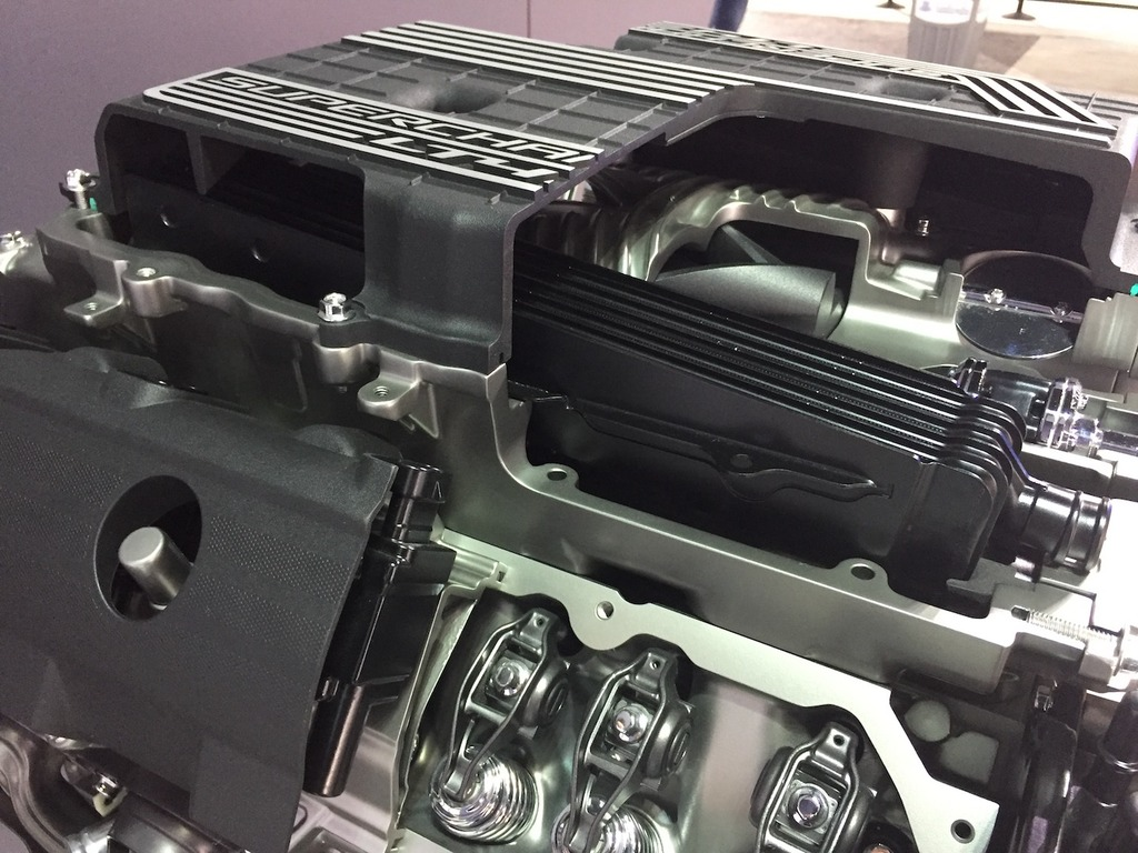 2017 Z06 Cooling Pictures