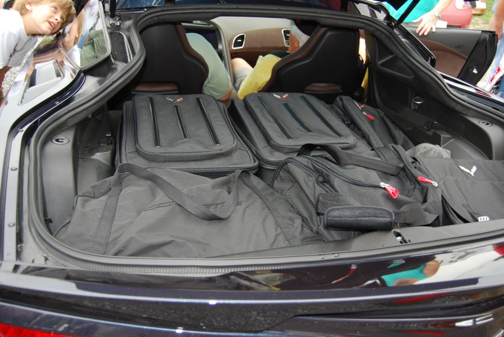 C7 Luggage Cargo Space Anandtech Forums