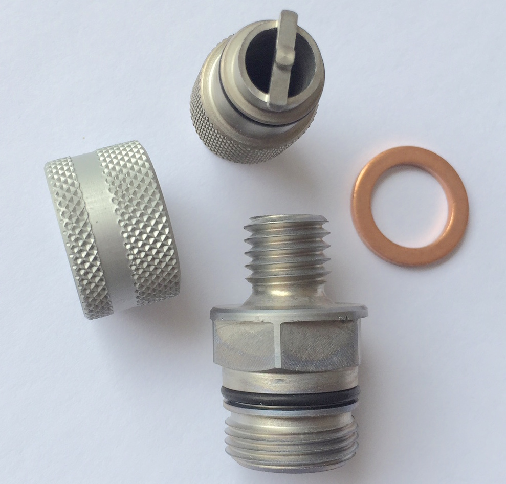 Stahlbus Oil Drain Valves Now Available From Reverse Logic