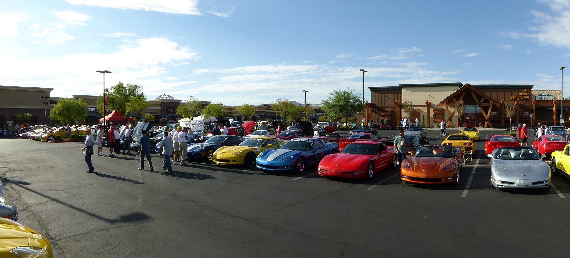 July 5th Las Vegas Cars and Coffee
