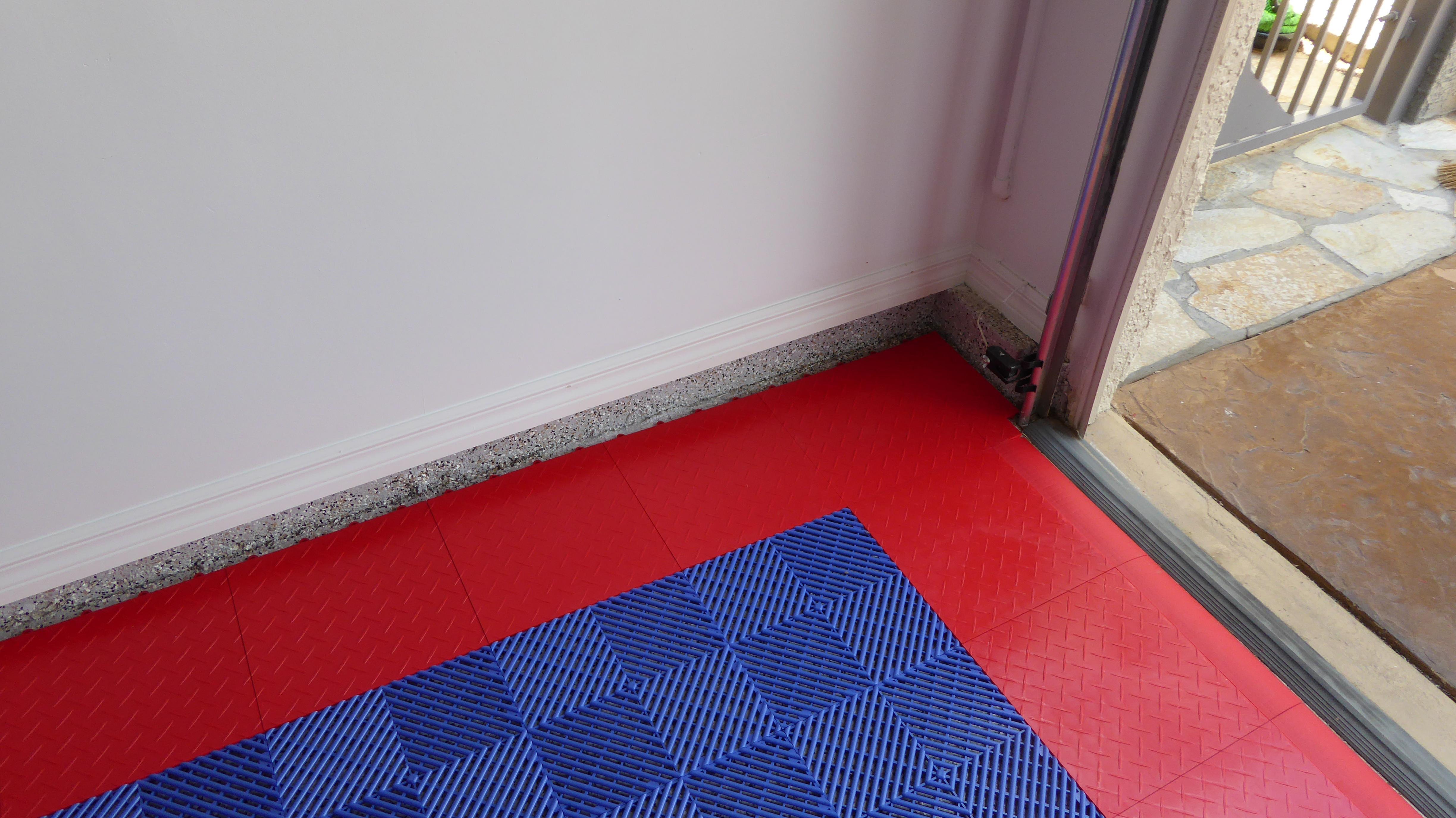 Installing Racedeck Garage Flooring