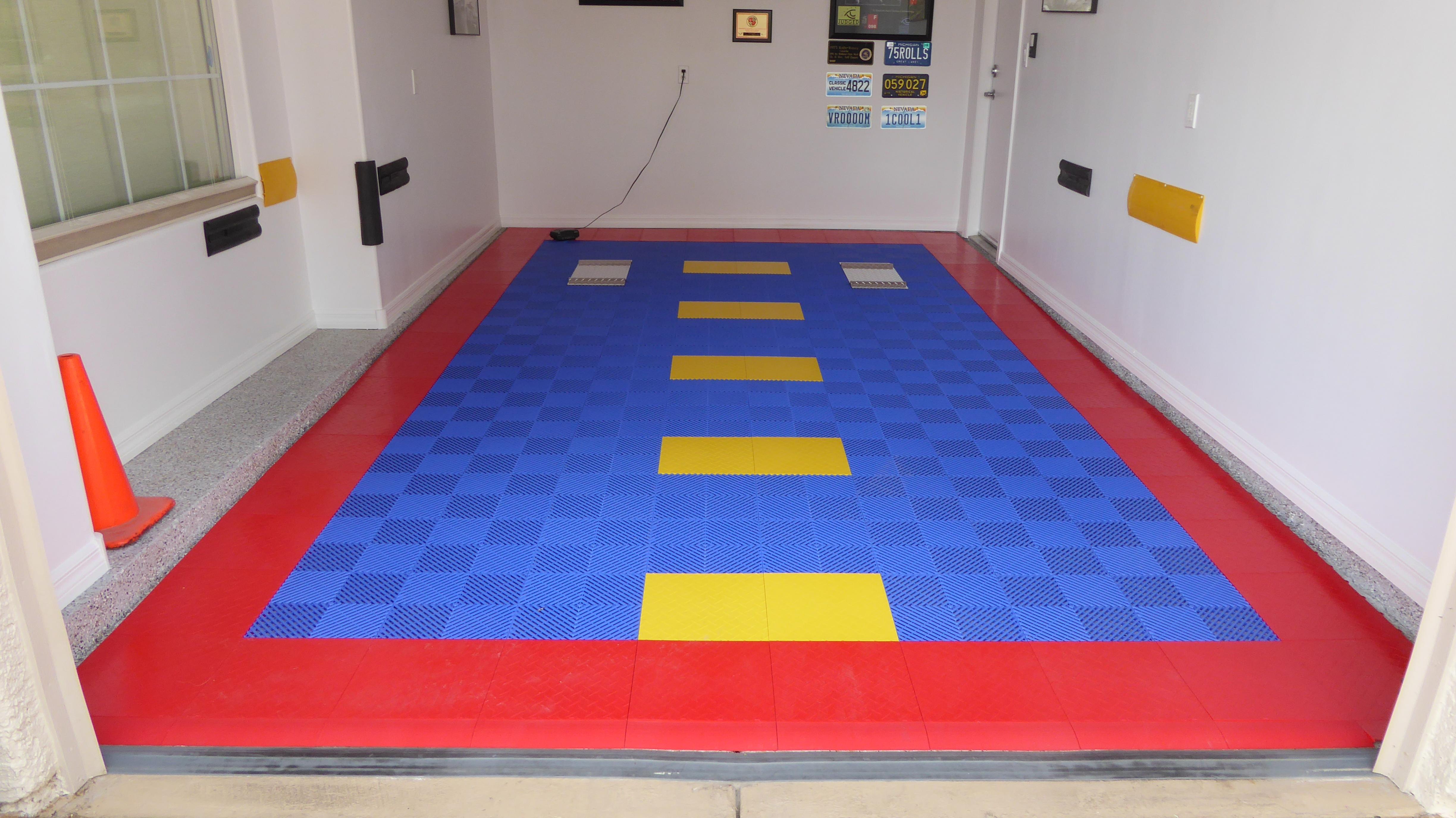 Installing racedeck garage flooring dailygadgetfo Gallery