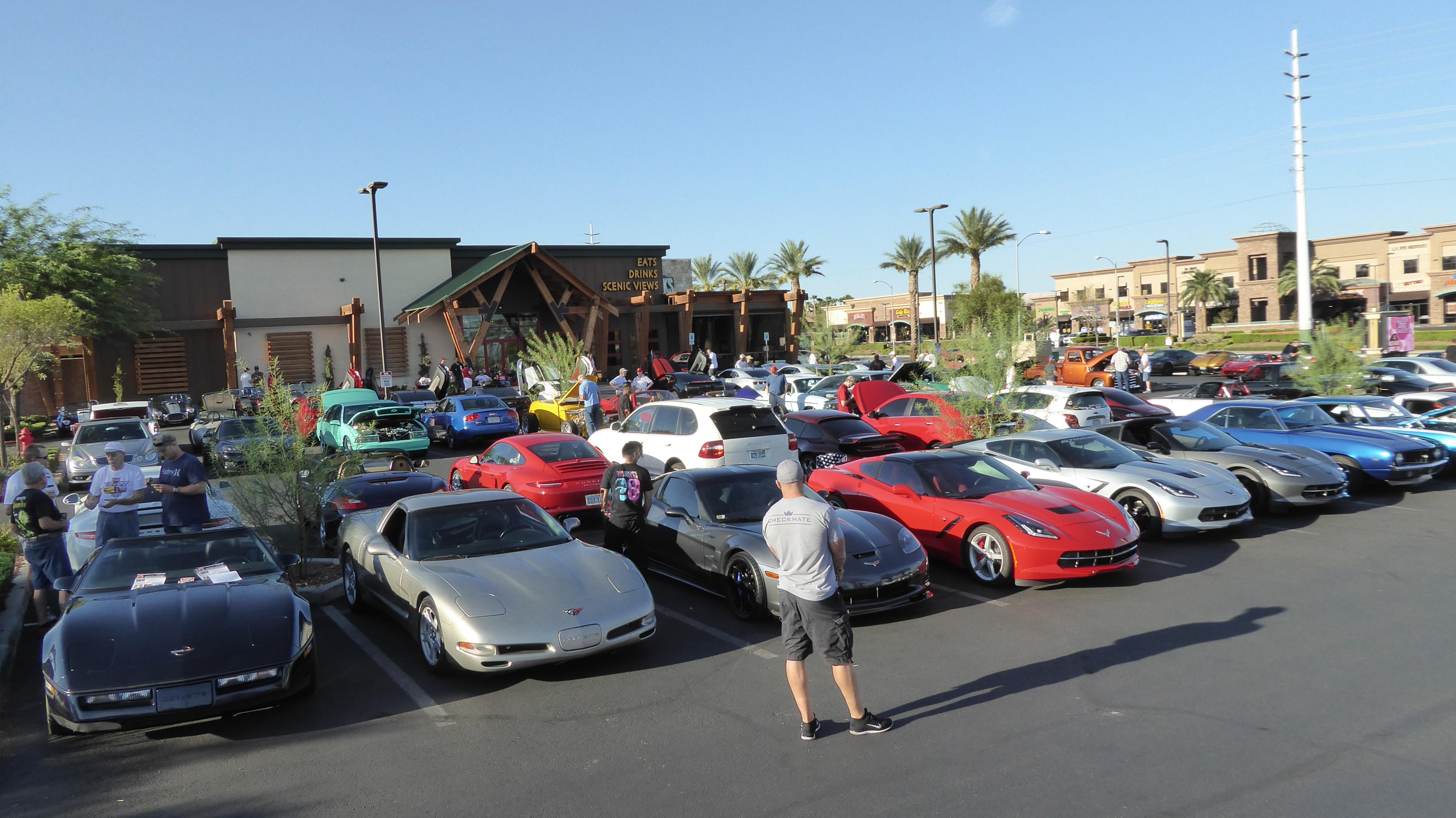 The Official Las Vegas cars and coffee shows thread