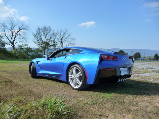 how much mpg does the 2015 stingray autos post. Black Bedroom Furniture Sets. Home Design Ideas