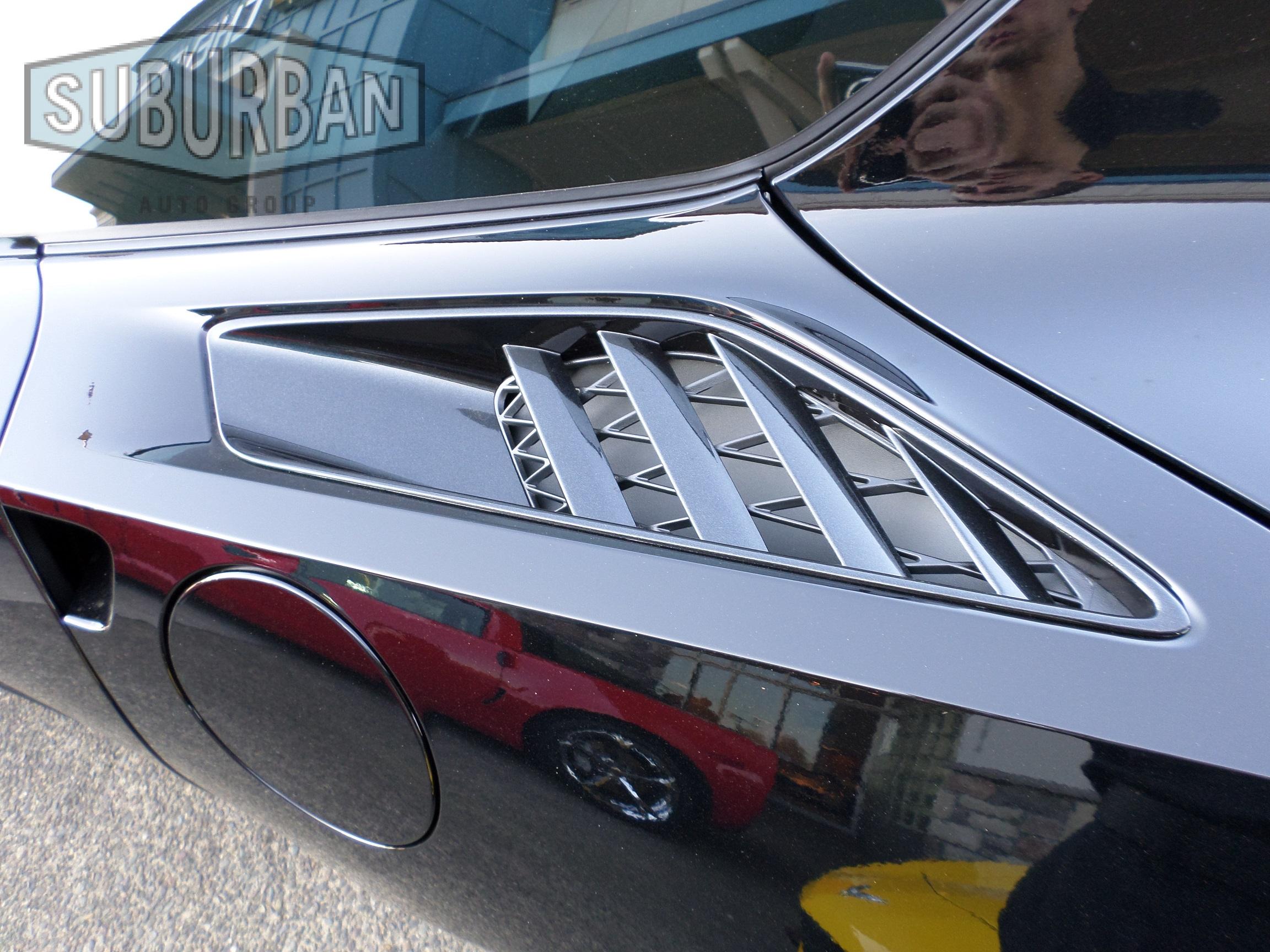 2014 2015 2016 C7 Corvette Stingray Painted Body Color Taillight