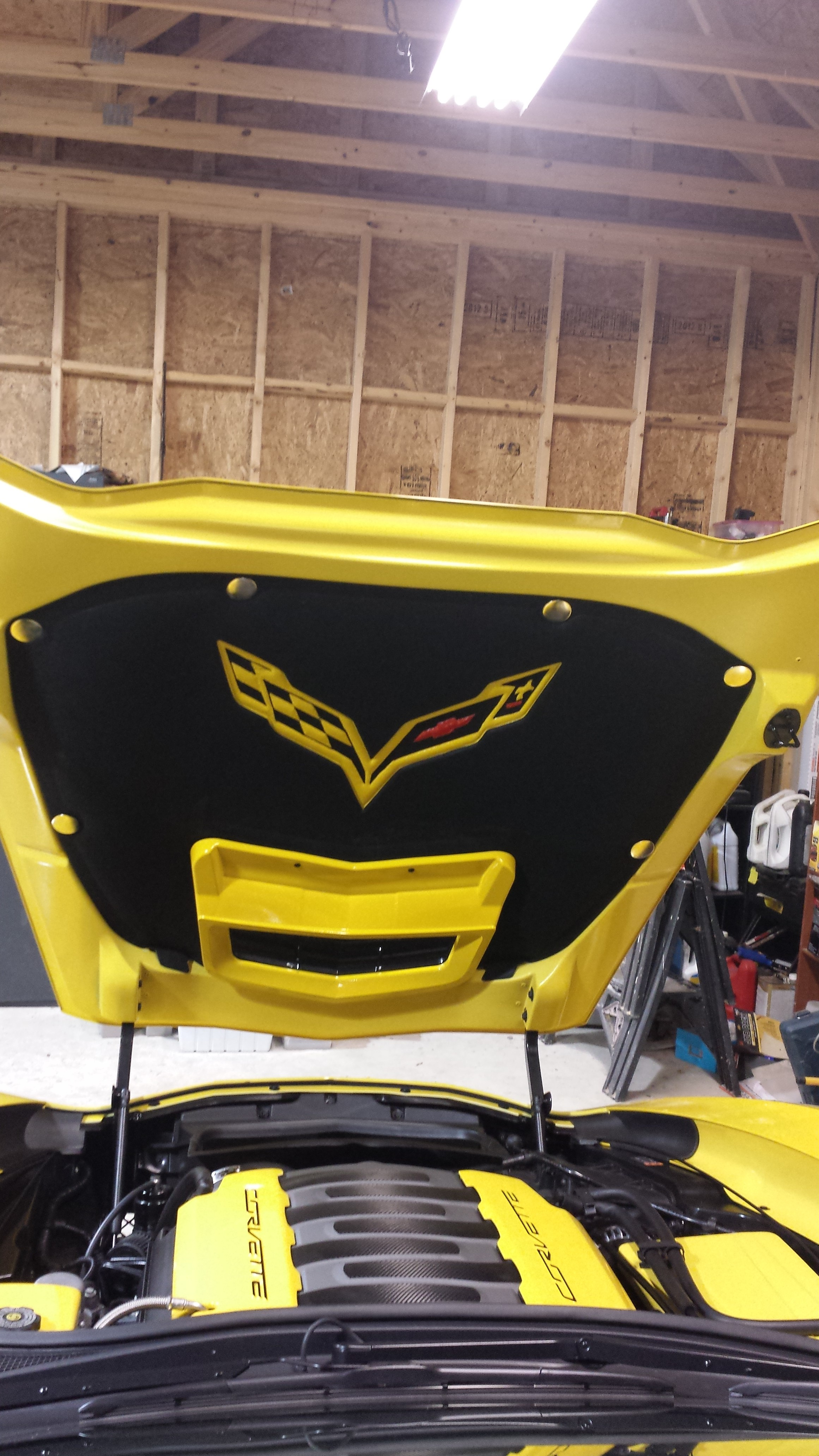 Matt3310s My Stingray Build Thread C7 Corvette Painted Fuse Box Cover Name Under Hood Vy Views 945 Size 153 Mb