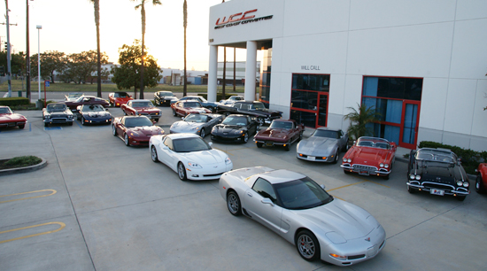 West Coast Corvette >> West Coast Corvette Is A Supporting Vendor
